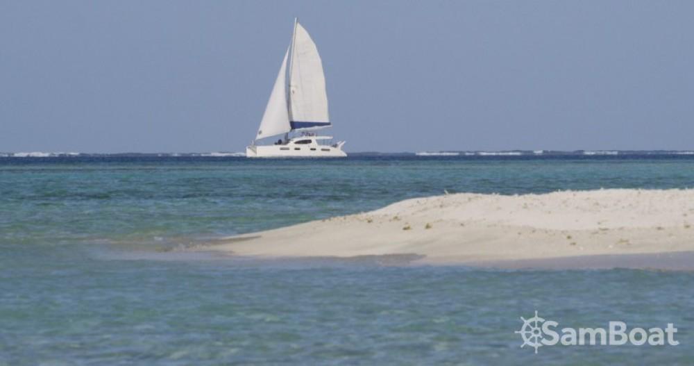 Catamaran for rent Federal Dependencies at the best price