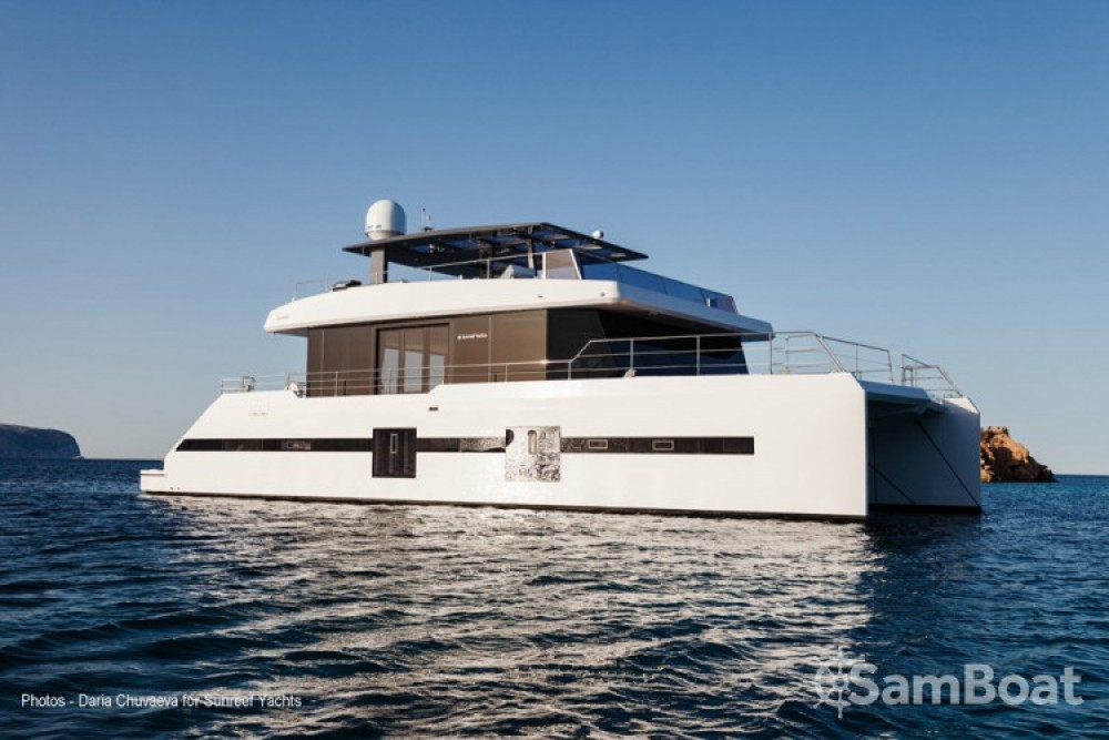 Yacht for rent Road Town at the best price