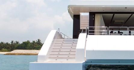 Rental Yacht in US Virgin Islands - Sunreef 20.73 metres (68')