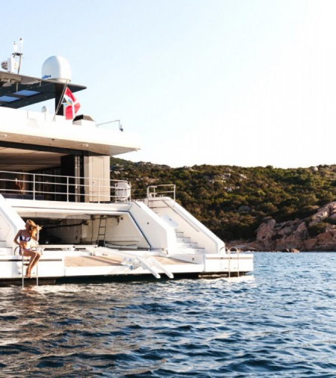 Sunreef 20.73 metres (68') between personal and professional Road Town