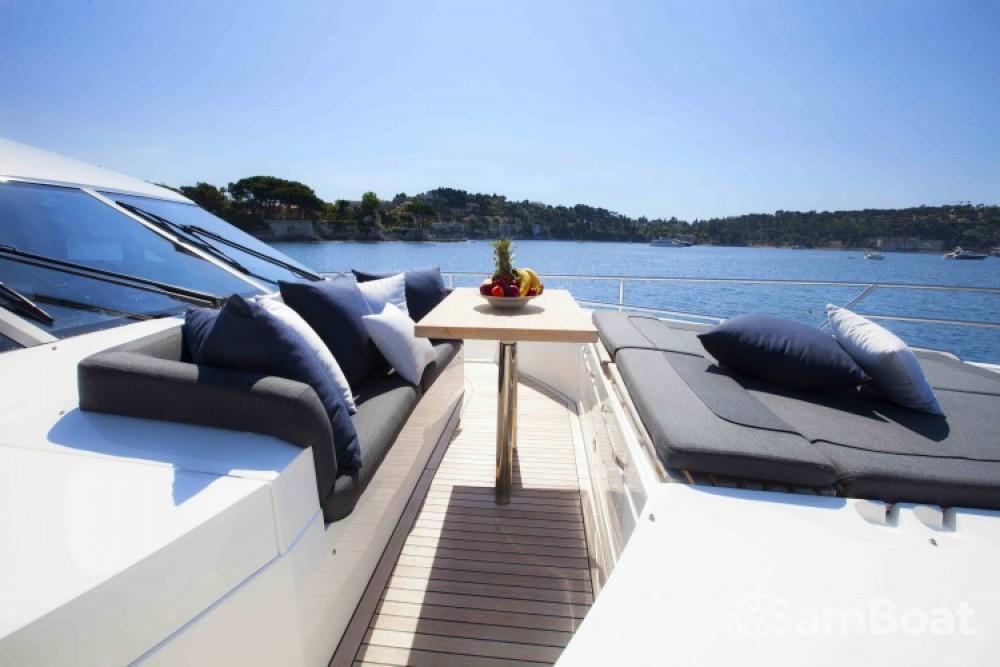 "Boat rental Antibes cheap 22.35 metres (73' 4"")"