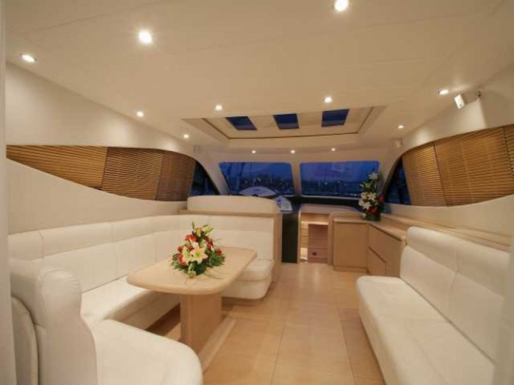 """Boat rental Cannes cheap 20.60 metres (67' 7"""")"""