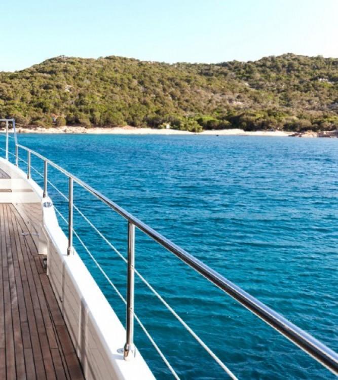 Rental Yacht Sunreef with a permit