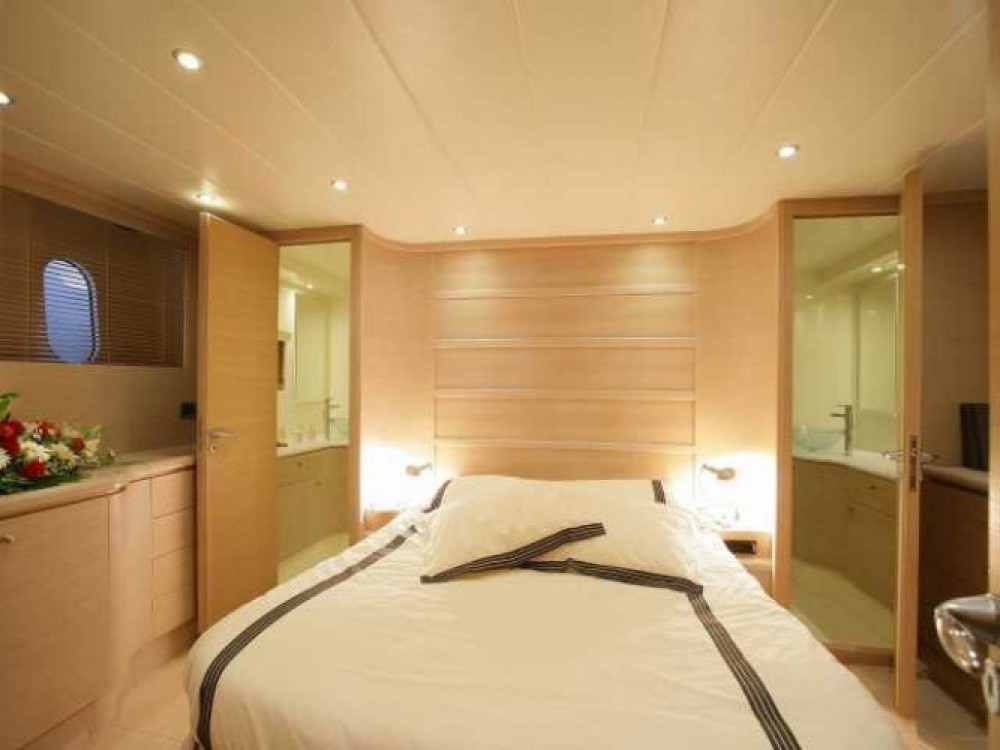 """Rental Yacht in Cannes - Gianetti 20.60 metres (67' 7"""")"""