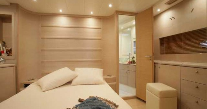 Hire Yacht with or without skipper Gianetti Cannes