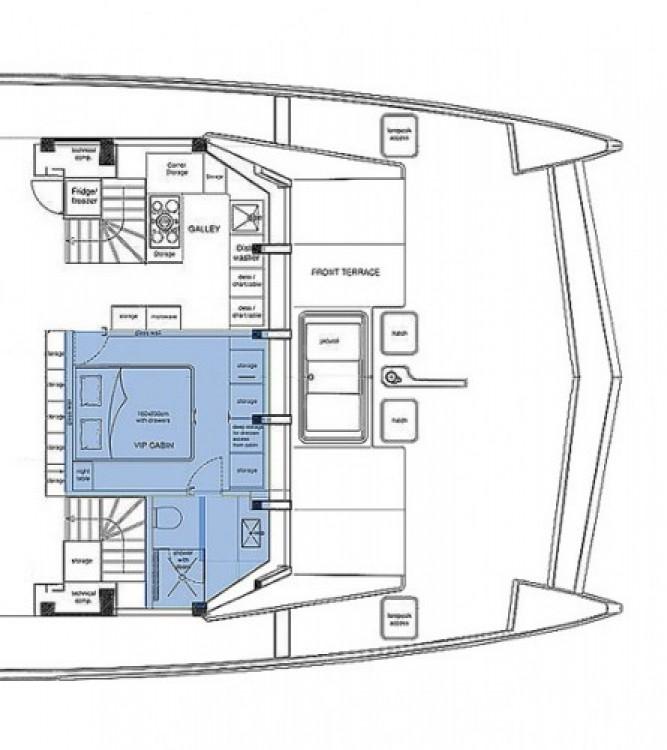 Rental Yacht in Road Town - Sunreef 20.73 metres (68')