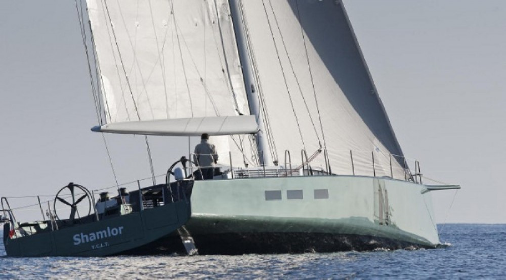Rental Sailboat Maxi-Dolphin with a permit