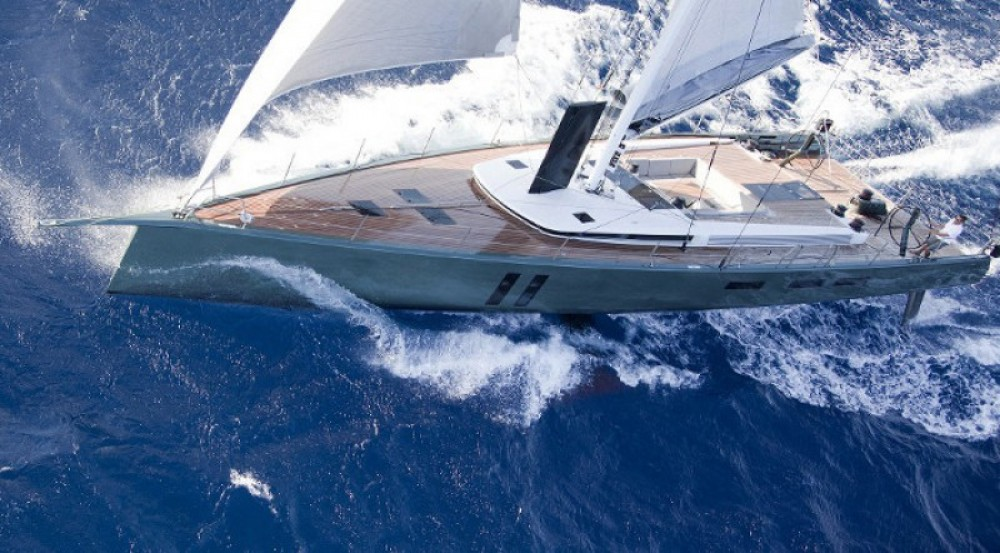Hire Sailboat with or without skipper Maxi-Dolphin Antibes