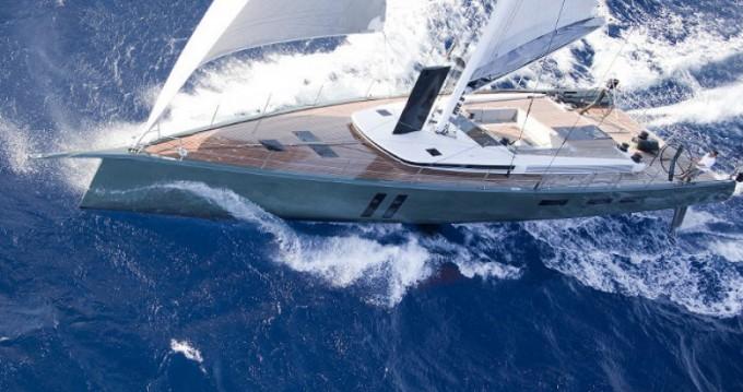 "Rental Sailboat in Antibes - Maxi-Dolphin 22.40 metres (73' 6"")"