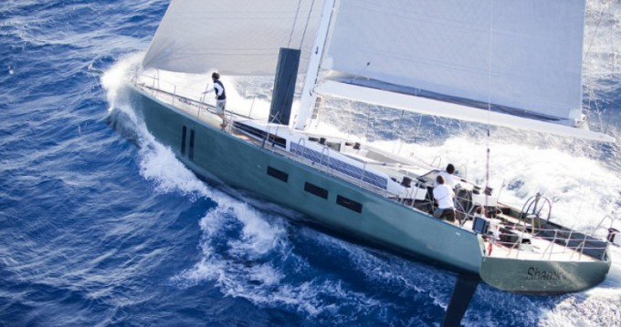 "Rental yacht Antibes - Maxi-Dolphin 22.40 metres (73' 6"") on SamBoat"