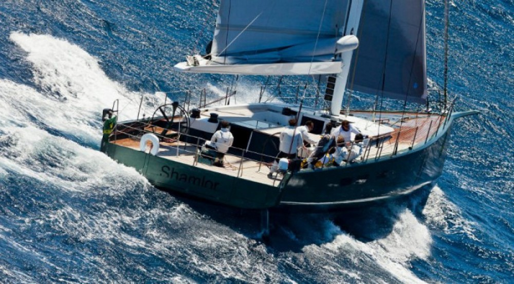 """Boat rental Maxi-Dolphin 22.40 metres (73' 6"""") in Antibes on Samboat"""