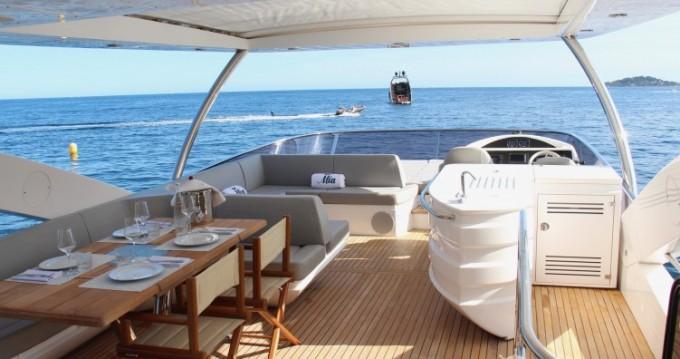 "Boat rental Beaulieu-sur-Mer cheap 23.02 metres (75' 6"")"