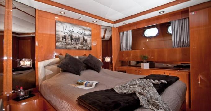 """Boat rental San Lorenzo 23.60 metres (77' 5"""") in Antibes on Samboat"""
