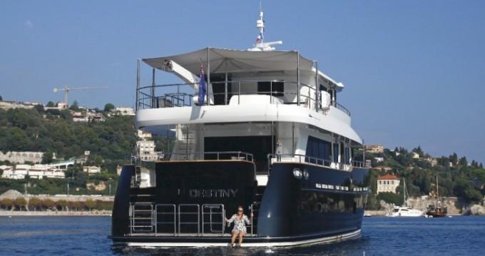 "Rental yacht Naples - Fifth-Ocean-Yachts 23.90 metres (78' 5"") on SamBoat"