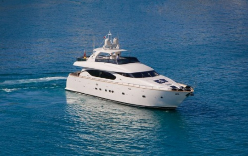 Yacht for rent Golfe-Juan at the best price