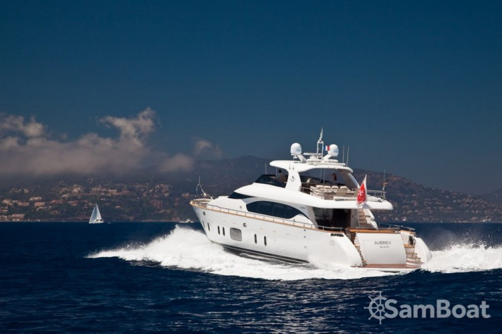 "Rental Yacht in Cannes - Maiora 28.70 metres (94' 2"")"