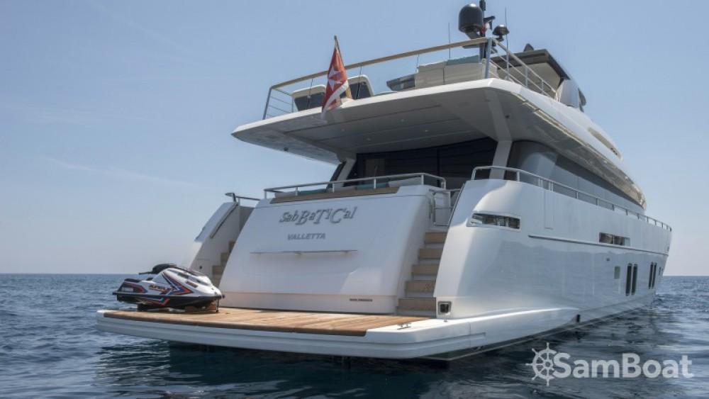 """Rental yacht Antibes - San Lorenzo 29.10 metres (95' 6"""") on SamBoat"""