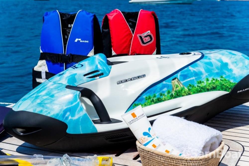 "Boat rental Princess 22.60 metres (74' 2"") in Saint-Tropez on Samboat"