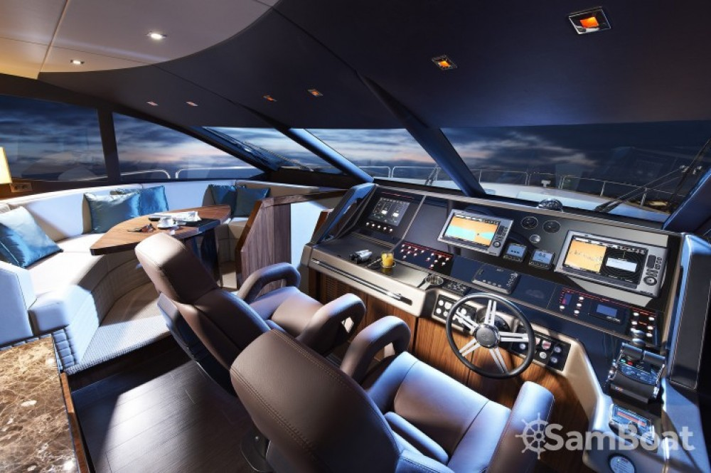 """Rental Yacht in Saint-Tropez - Sunseeker 28.15 metres (92' 4"""")"""