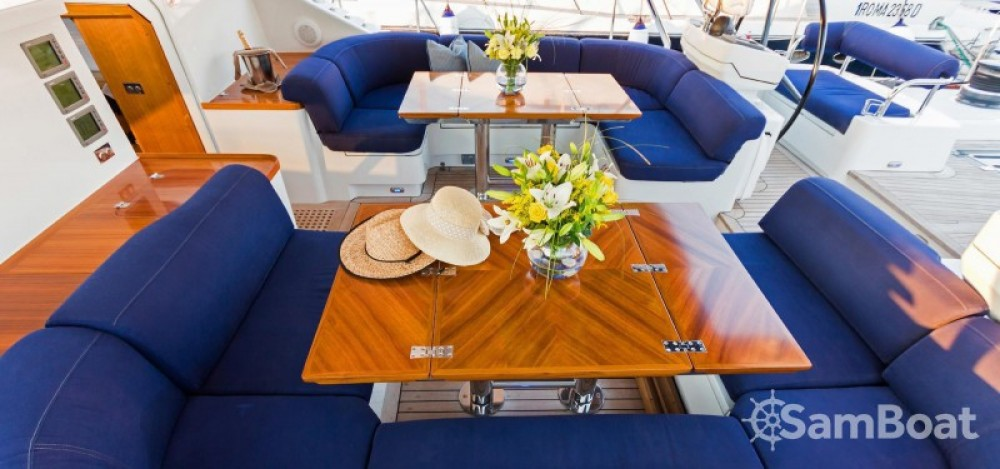 """Pendennis 29.15 metres (95' 8"""") between personal and professional Antibes"""