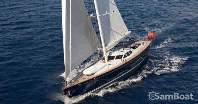 "Rent a Pendennis 29.15 metres (95' 8"") Antibes"