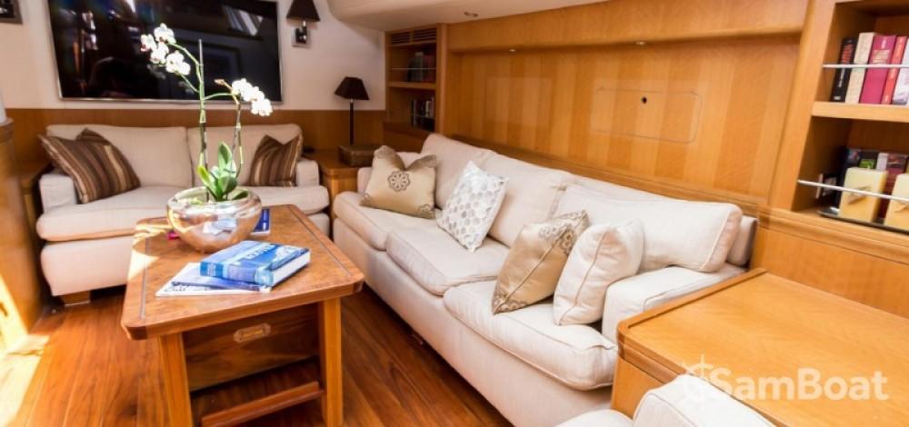 """Rental Sailboat in Antibes - Pendennis 29.15 metres (95' 8"""")"""