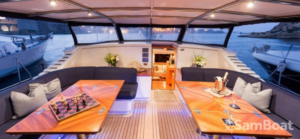 Sailboat for rent Antibes at the best price