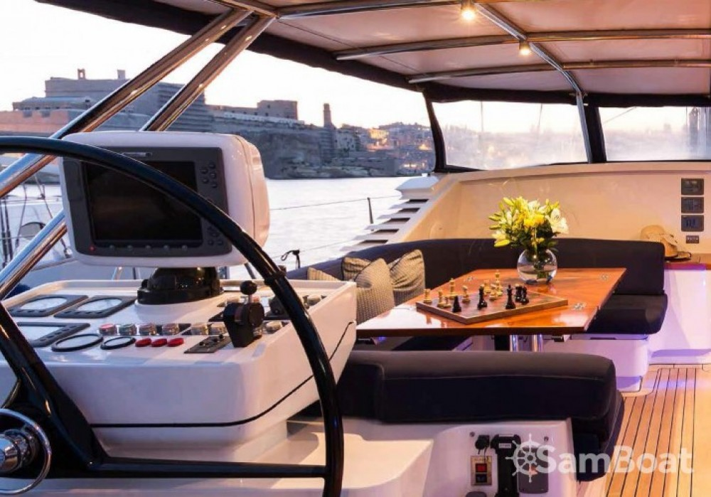 Hire Sailboat with or without skipper Pendennis Antibes