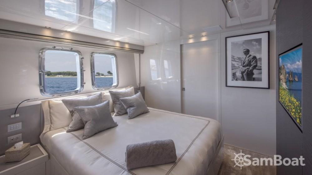 """Rental Yacht in Antibes - San Lorenzo 29.10 metres (95' 6"""")"""