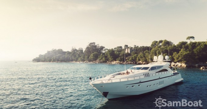 """Rental Yacht in Cannes - Andrea-Bacigalupo 34.11 metres (111' 11"""")"""