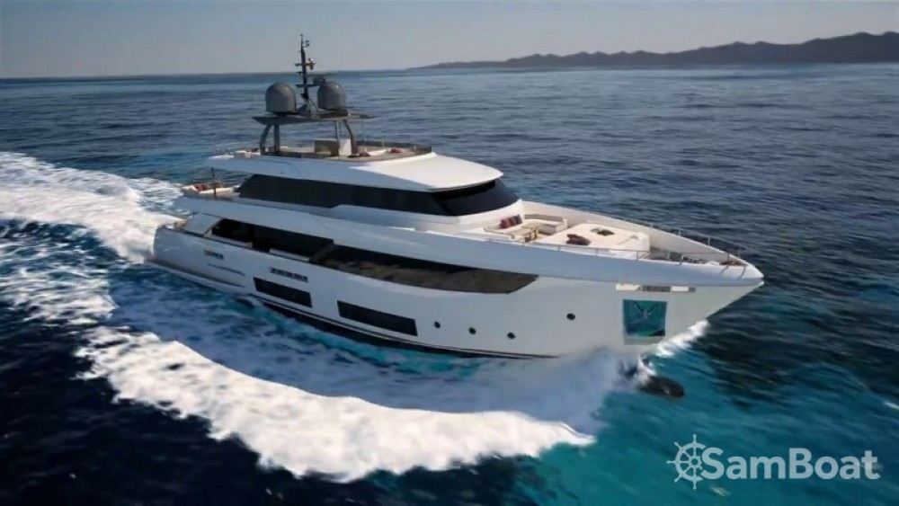 Hire Yacht with or without skipper Ferretti Golfe-Juan