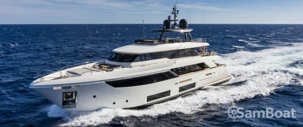 "Rental Yacht in Vallauris - Ferretti 33.00 metres (108' 3"")"