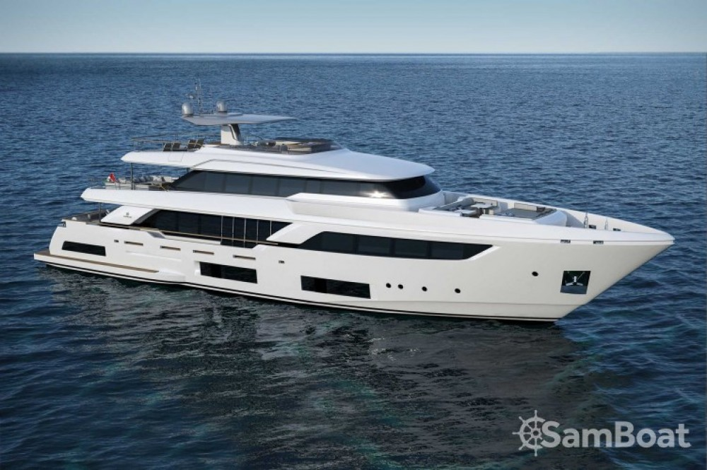 "Boat rental Vallauris cheap 33.00 metres (108' 3"")"