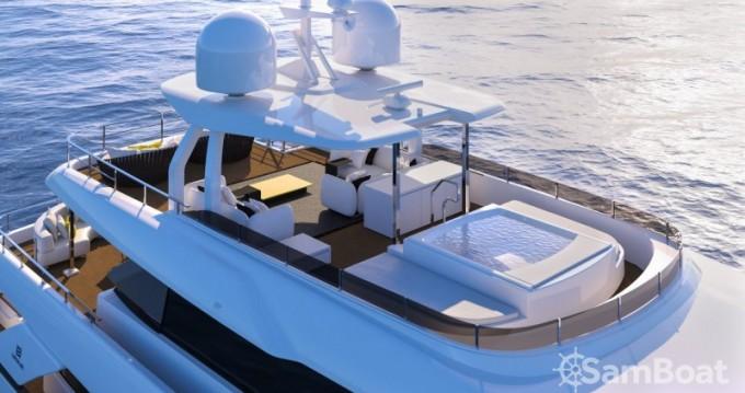 """Boat rental Golfe-Juan cheap 33.00 metres (108' 3"""")"""