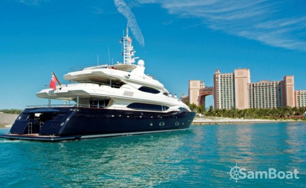 Rental Yacht Zuccon-International-Project with a permit