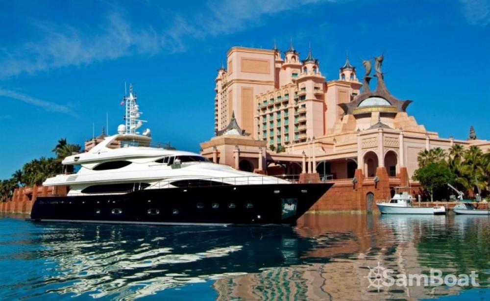 """Boat rental Monaco cheap 39.60 metres (129' 11"""")"""