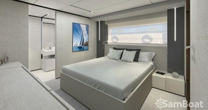 "Rental yacht Golfe-Juan - Ferretti 33.00 metres (108' 3"") on SamBoat"