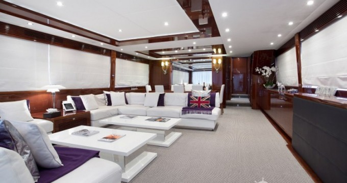 "Rental yacht Antibes - Princess 29.40 metres (96' 5"") on SamBoat"