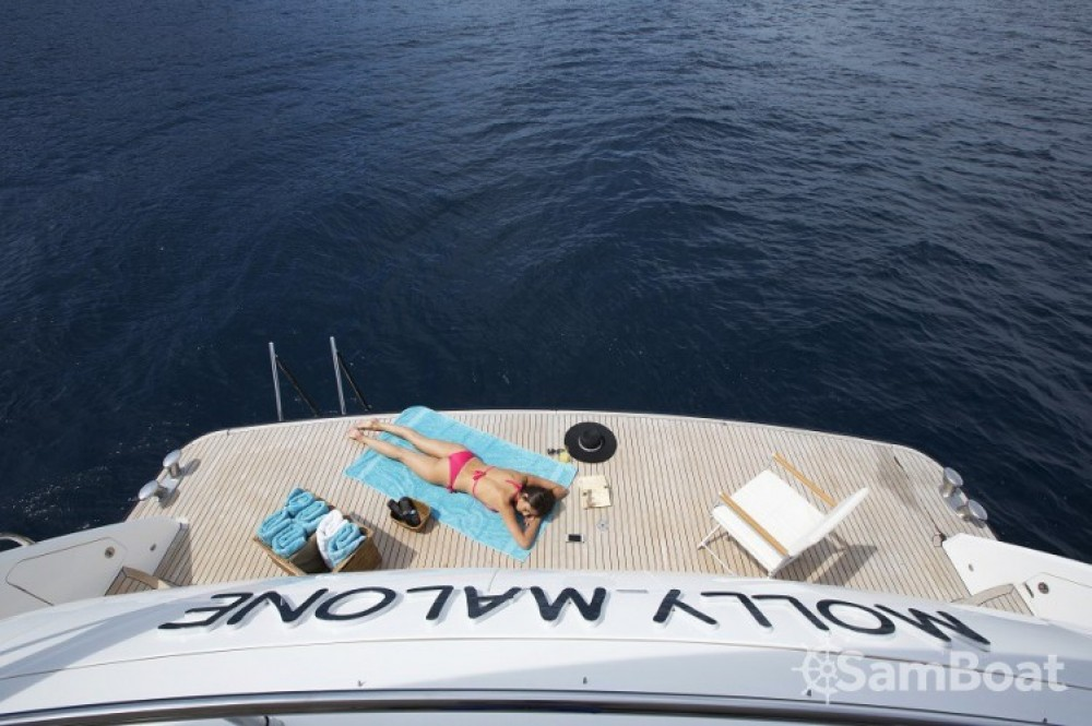 """Princess 29.40 metres (96' 5"""") between personal and professional Antibes"""