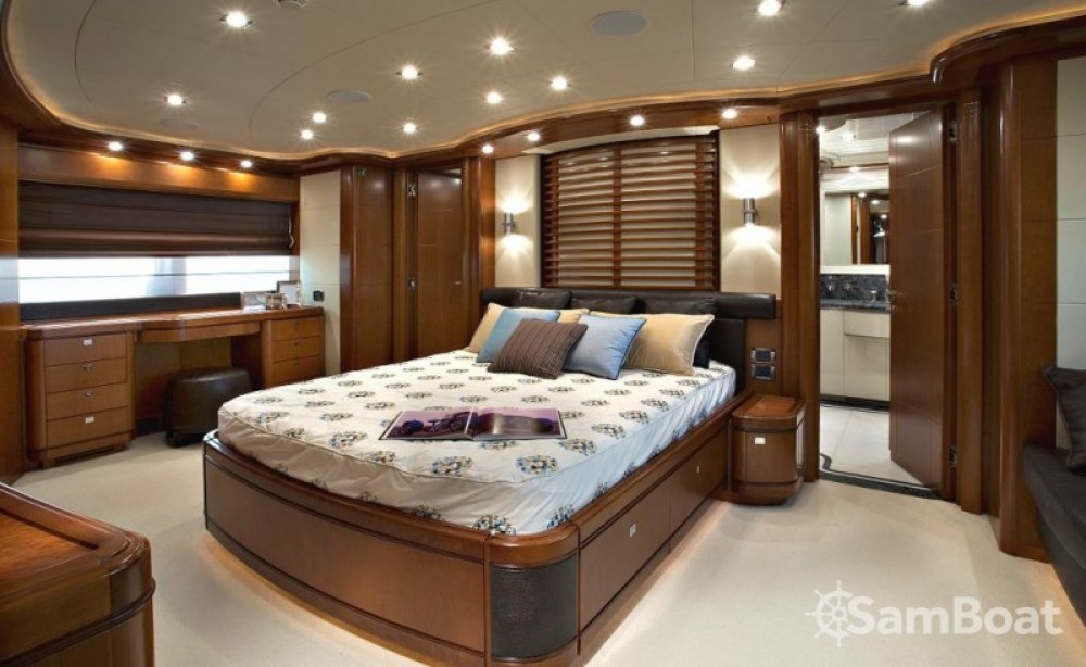 Hire Yacht with or without skipper Zuccon-International-Project Monaco