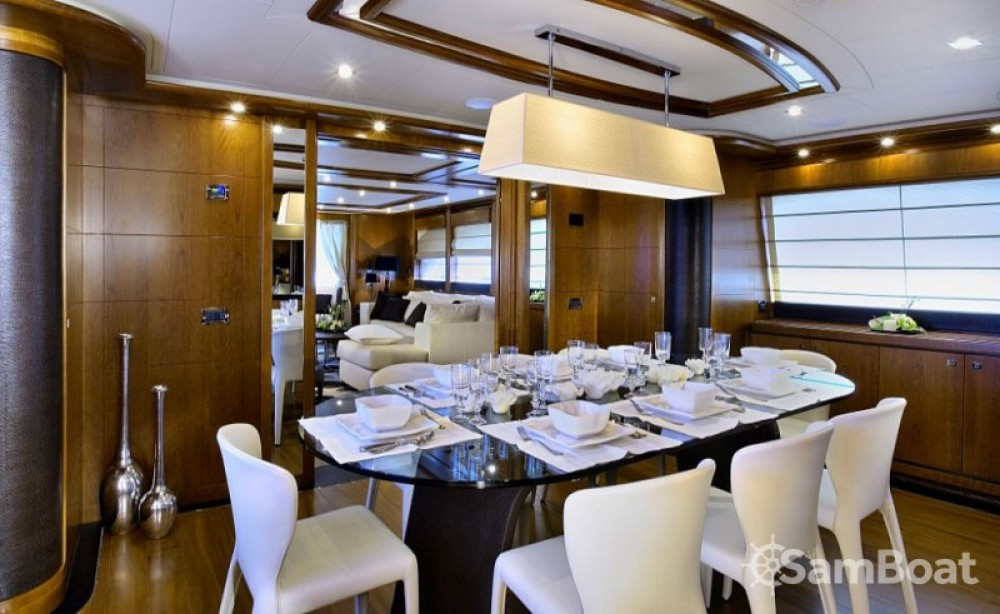 """Zuccon-International-Project 39.60 metres (129' 11"""") between personal and professional Monaco"""