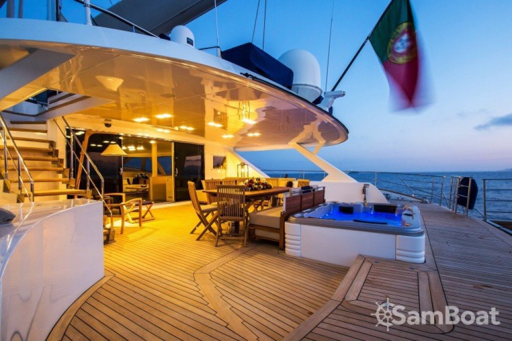 Catamaran for rent Monaco at the best price