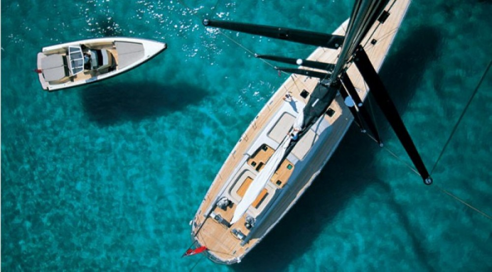 Sailboat for rent Monaco at the best price