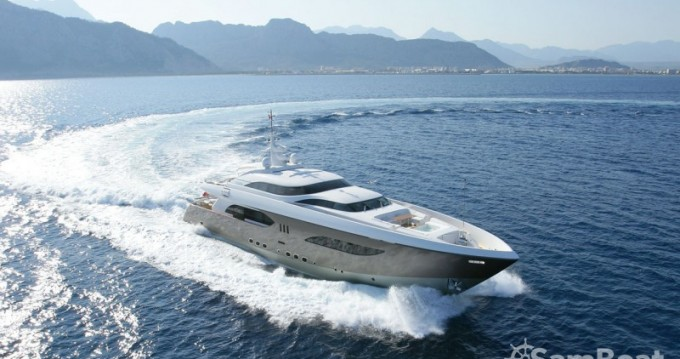 "Tamsen-Yachts 40.00 metres (131' 3"") between personal and professional Monaco"