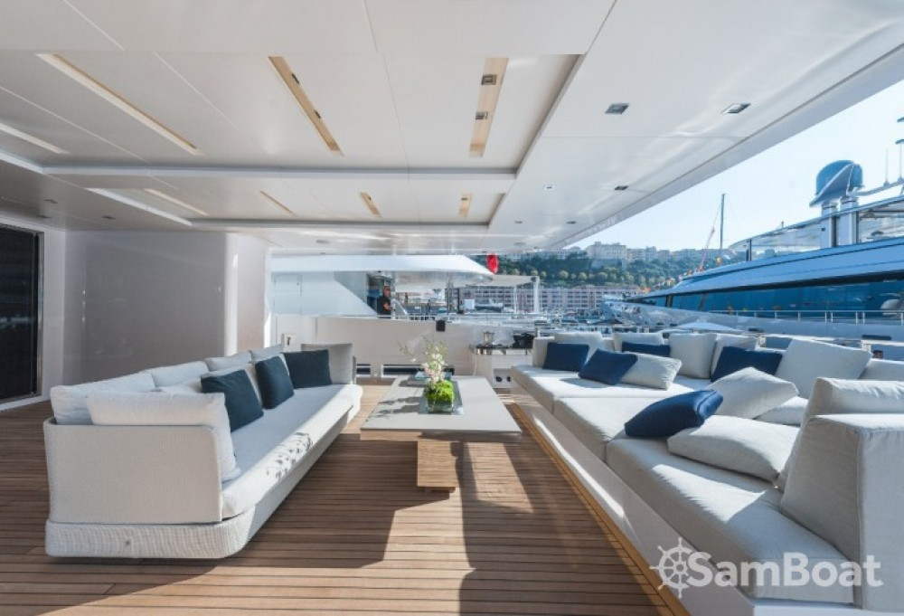 """Rental Yacht in  - Admiral 46.55 metres (152' 9"""")"""