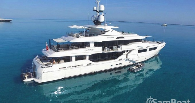 """Admiral 46.55 metres (152' 9"""") between personal and professional Monaco"""