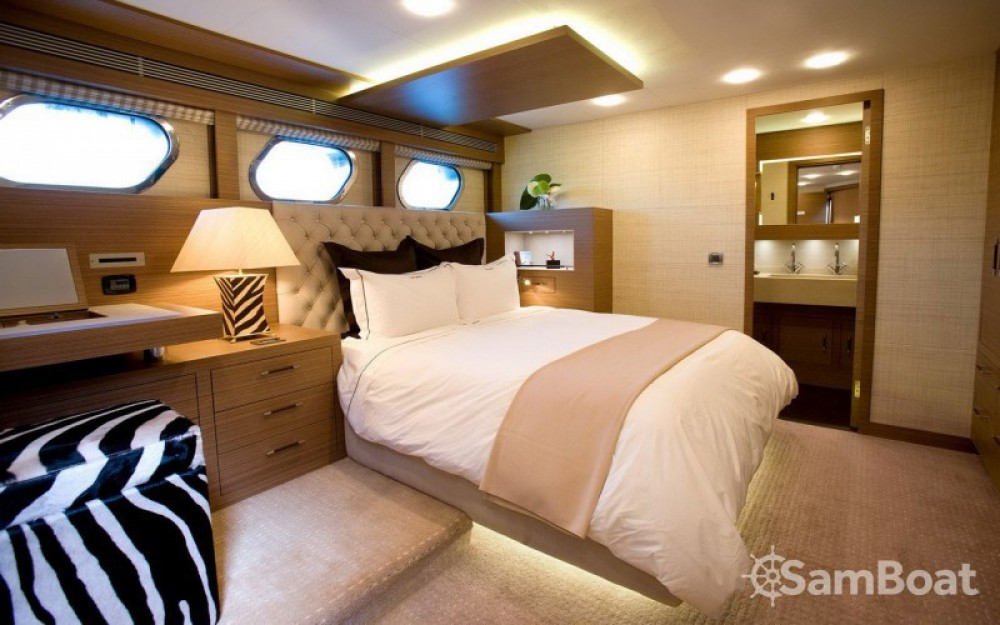 Rental Yacht Tamsen-Yachts with a permit
