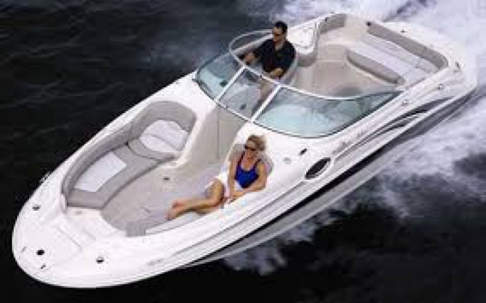 Hire Motor boat with or without skipper Sea Ray Puerto Deportivo de Marbella
