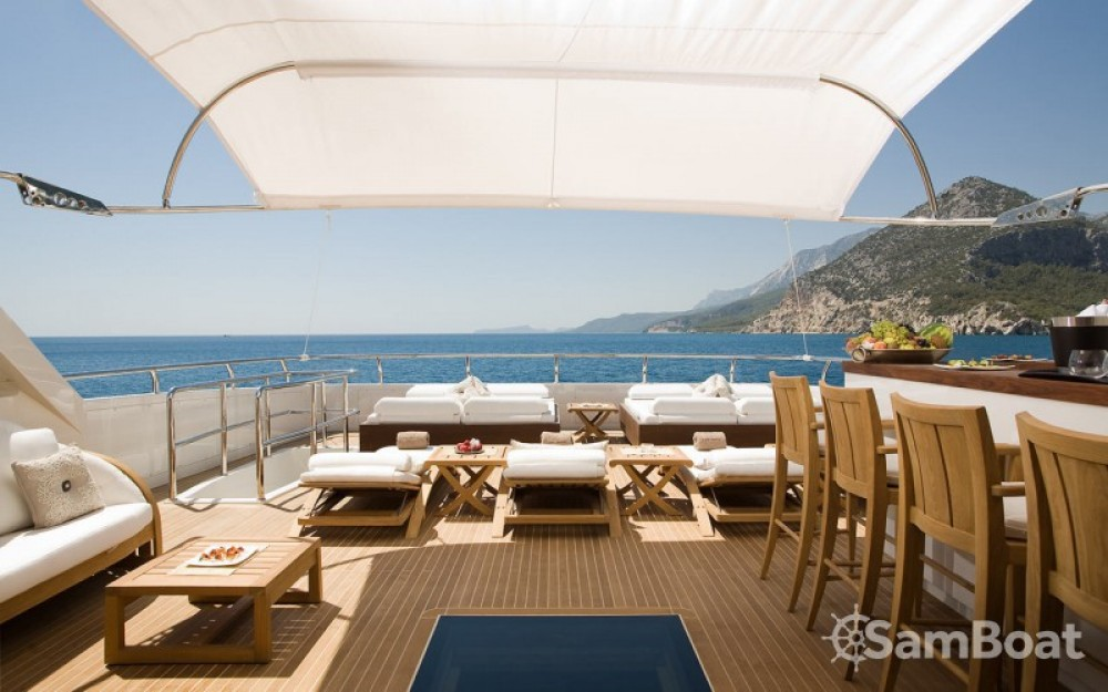 Hire Yacht with or without skipper Tamsen-Yachts Monaco