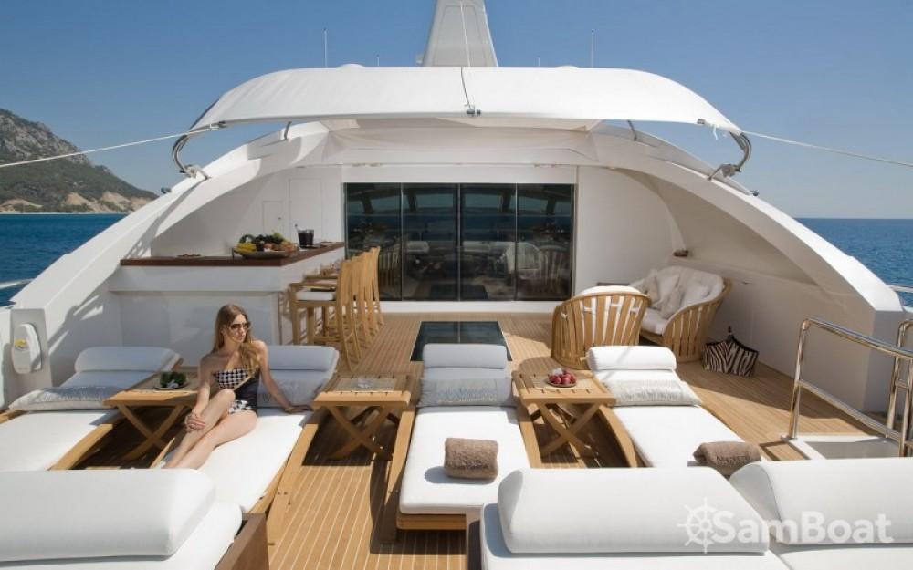 "Rent a Tamsen-Yachts 40.00 metres (131' 3"") Monaco"